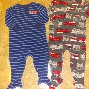 Carter's baby sleepers